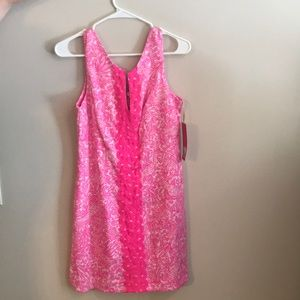 ~NWT~Lilly Pulitzer for Target pink shift dress
